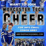 Worcester Tech Cheer Poster