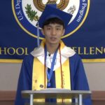 Thanh Henry Nguyuen, Valedictorian, Worcester Technical High School 2020
